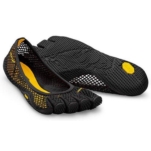 de VI Vibram orteils femme loisirs noir B Chaussures à FiveFingers pour fqZqY4