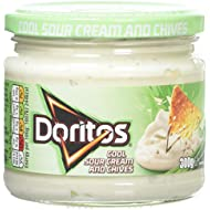 Doritos Cool Sour Cream & Chives Dipping Sauce 6 x 300g