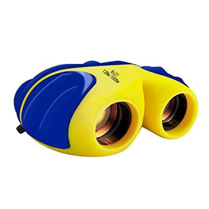 Tisy Outdoor Hunting Toys For 3 12 Year Old Boys Compact Binoculars Kids