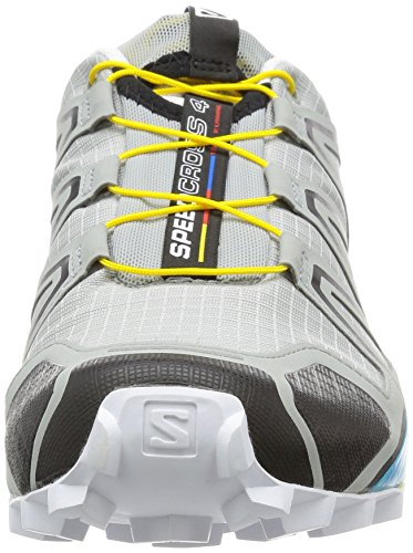 Runner Yellow Salomon Trail Onyx Black Speedcross Men's 4 4Wnc4pz