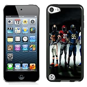 New Personalized Custom Designed For iPod Touch 5th Phone Case For American Football Stars Phone Case Cover