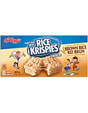 Kellogg's Rice Krispies Square Bars, Brown Rice, 8-Count