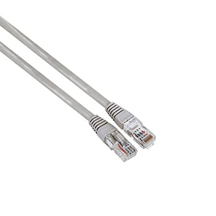 Hama 030596 - Cable de red RJ45 CAT5, 5 m