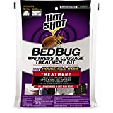 Hot Shot Bedbug Mattress & Luggage Treatment Kit, 6-PK