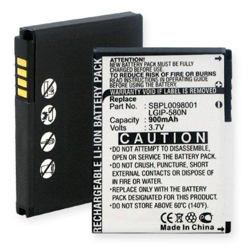 LG LGIP 580N BATTERY GT505 GT505E