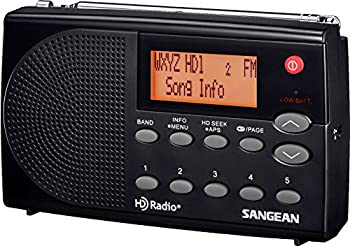 Sangean Hdr-14 Hd Amfm Pocket Radio 2