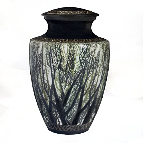 Star Legacy's Designer Series Jack Denst Beyond the Path Adult Large Cremation Urn for Human Ashes
