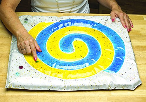 Stimulation Sensory Activities (Skil-Care Spiral-Gel Pad for Light Box # 912441 - 15