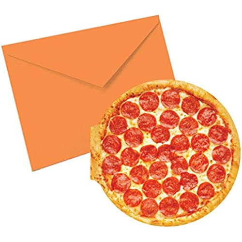 iscream Pizza Shaped and Scented Notecards Sales