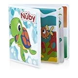 Nuby Baby's Bath Book PDQ, Multi