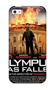 New Olympus Has Fallen Euro 2013 pc Skin Case Compatible With Iphone 5c