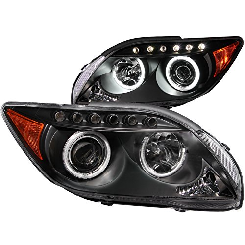 Anzo USA 121119 Scion tC Projector with Halo Black Headlight Assembly - (Sold in ()