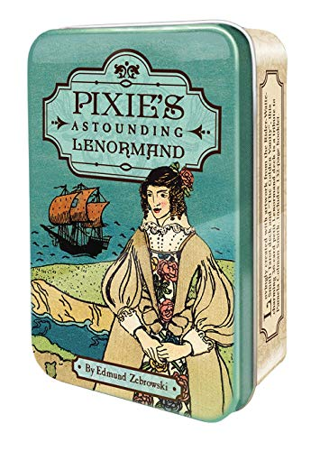 Pixie's Astounding Lenormand Cards – August 15, 2015