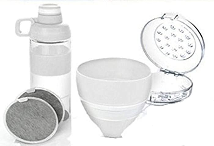 Joy Miracle Clean Water Filter Set with Case and Bottle …