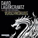 Verschwörung (Millennium 4) Audiobook by David Lagercrantz Narrated by Dietmar Bär