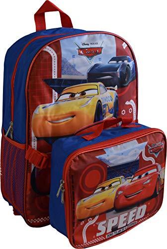 Group Ruz Cars Jackson & Lightning McQueen 16