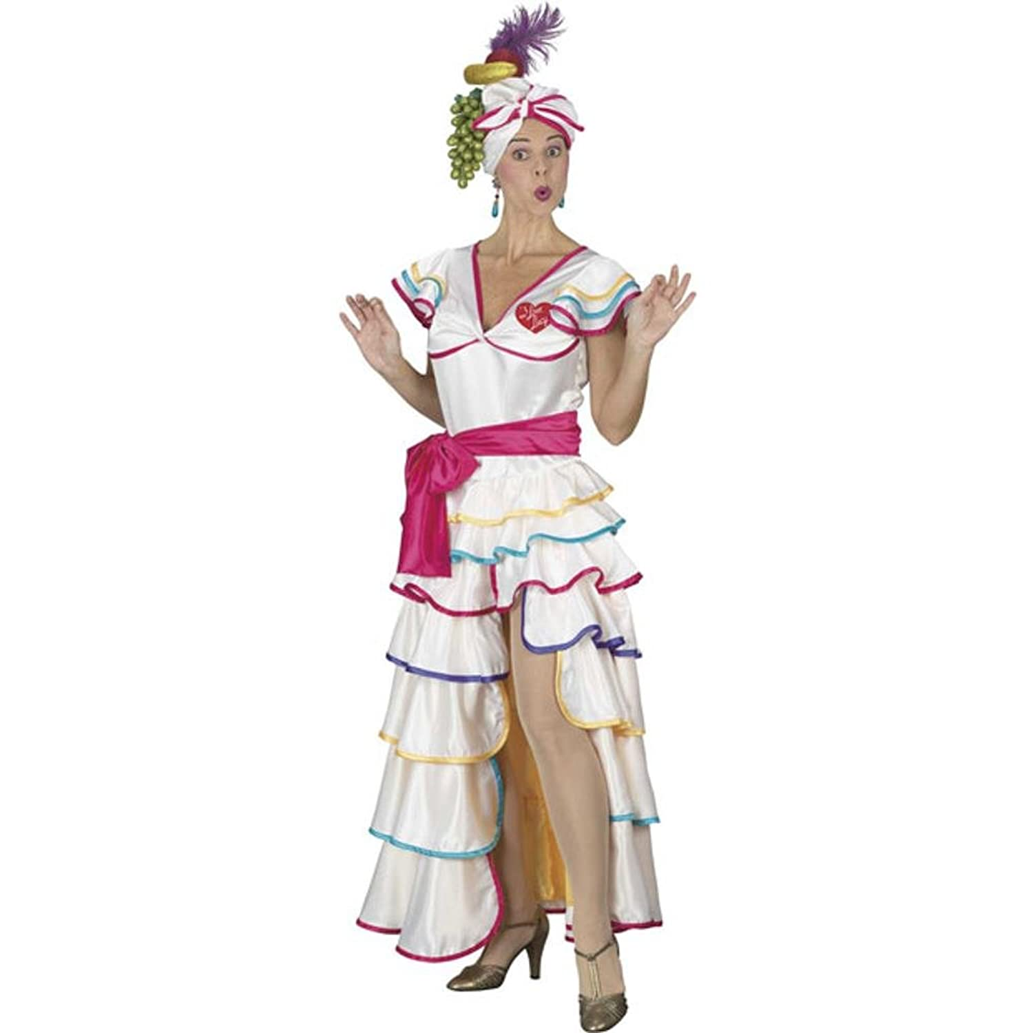 Women's Lucy Rumba Halloween Costume