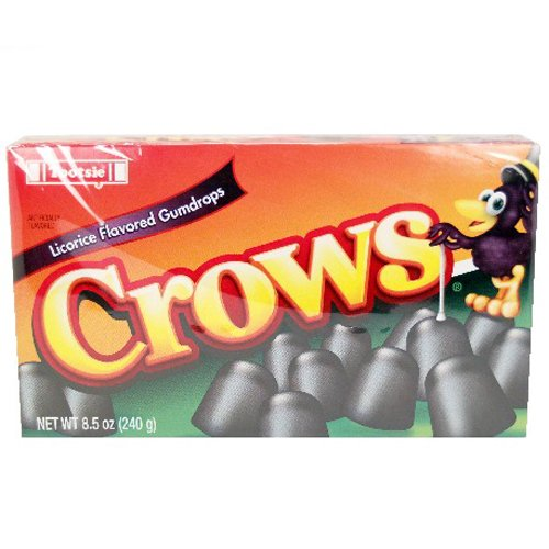 Crows Licorice Flavored Gumdrops ()