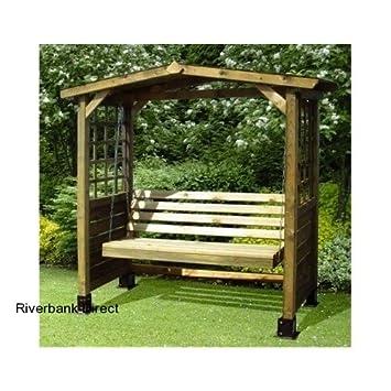 The Poseidon Garden Swing Seat Bench