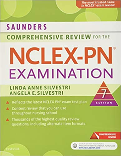 Saunders Comprehensive Review for the NCLEX-PN review