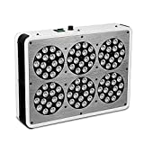 King Apollo 6 450w LED Grow Light Full Spectrum 10 band 380-730nm For Indoor Plants Hydroponic System Grow and Flower