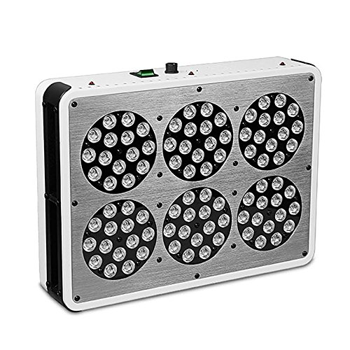 Apollo 6 270W Led Grow Light Full Spectrum 380 730Nm Medical Flower Plants Grow And Flower 3W Led