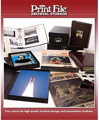 25pcs Print File Archival 8x10 Large Format Negative Pages Sleeves Film 810-1HB