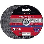 kwb-by-Einhell-49711946-Accessorio-per-smerigliatrice-angolare