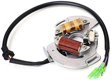 Estator de repuesto para Yamaha Blaster 200 YFS200 1997 1998 1999 2000 2001 2002