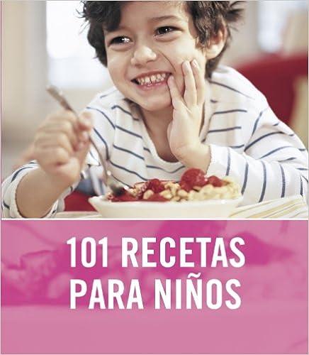 libro con recetas para niños