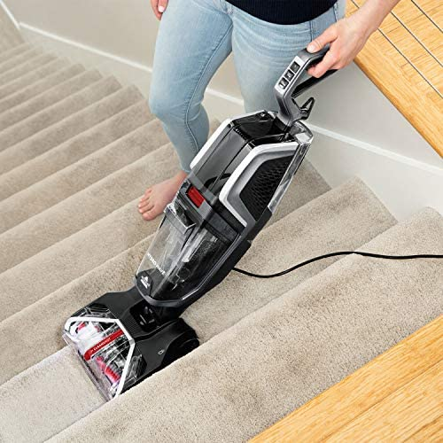 BISSELL HydroWave | Powerful Carpet Cleaner With Compact Foot Print And Retractable Handle | Carpets Dry In About 30 Minutes | 2571E