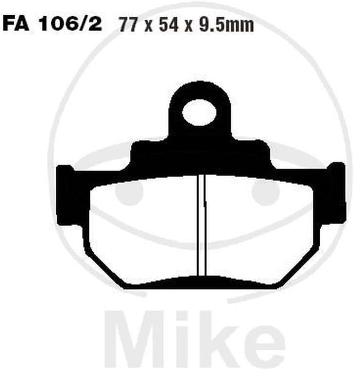 Ebc Fa106//2Tt Brake Pads