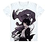 Relaxcos Demi-human Ajin Izumi Shimomura Logo T-shirt Cosplay Large