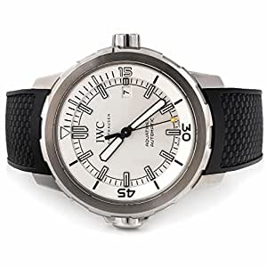 IWC Aquatimer automatic-self-wind mens Watch IW329003 (Certified Pre-owned)
