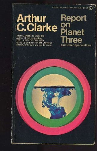 Download Report on Planet Three pdf epub