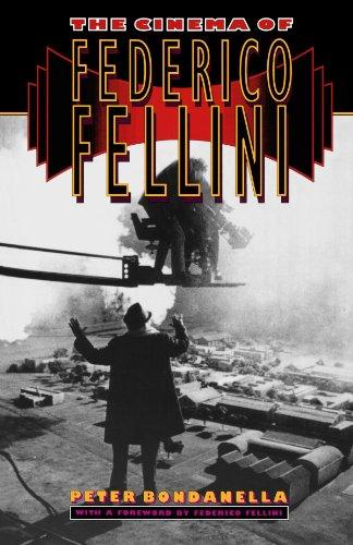 The Cinema of Federico Fellini