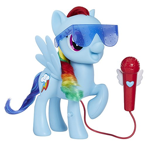 My Little Pony Singing Rainbow Dash -