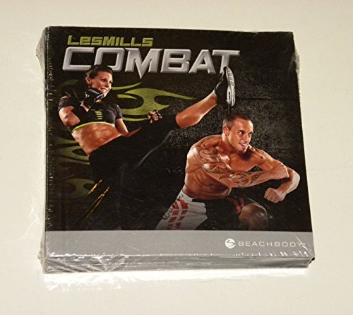 Les Mills Combat Fitness 5 DVD Workout Set (Horton Mill)