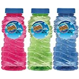 Fun Filled Summer Super Miracle Bubble Makers Party Activity, Assorted Colors, Plastic , 8 Ounces