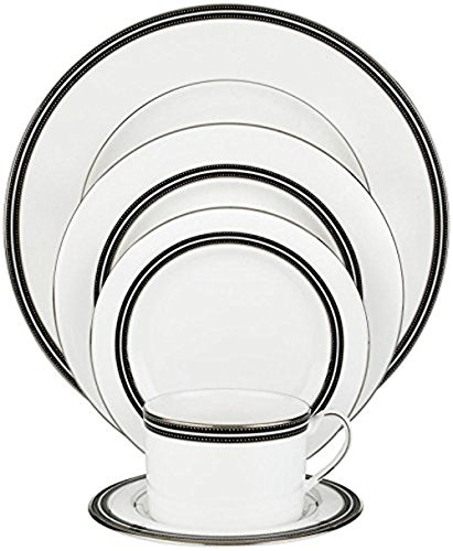 (kate spade new york Union Street 5-piece Dinnerware Place Setting)