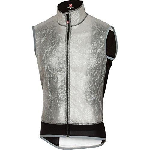 Castelli Vela Vest - Men's Light Gray, M ()
