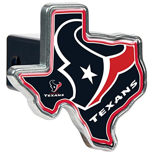 Houston Texans NFL Texas Shaped Trailer Hitch Cover