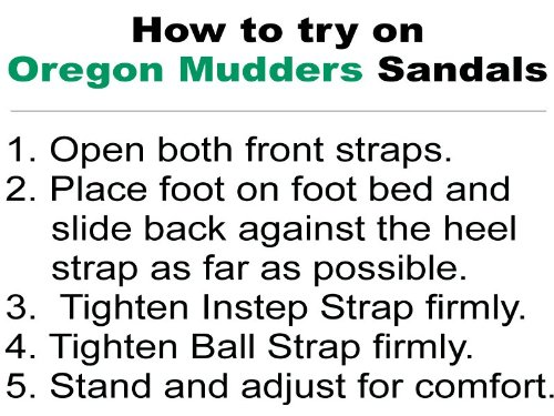 Oregon Mudders Golf Shoes Review