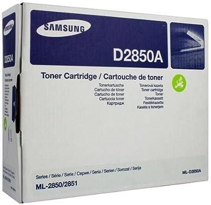 Samsung ML-D2850A/EL - Cartucho de tóner para impresora ...