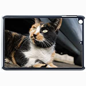 Customized Back Cover Case For iPad Mini 2 Hardshell Case, Black Back Cover Design Cat Personalized Unique Case For iPad Mini 2 wangjiang maoyi by lolosakes