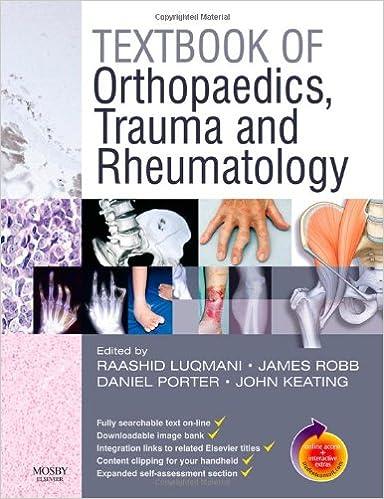 Textbook of Orthopaedics, Trauma and Rheumatology: With