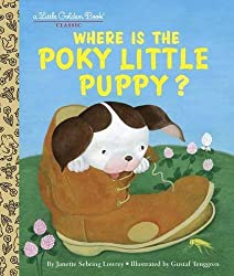 Where is the Poky Little Puppy? (Little Golden Book) by Janette Sebring Lowrey (2015-01-06)