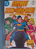 Superboy and the Legion of Super-Heroes Comic Book (That a World Might Live...A Legionnaire Must Die, 228)