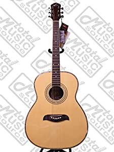 Oscar Schmidt OF2 Folk Acoustic Guitar