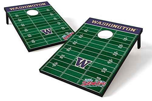 Wild Sports NCAA College Washington Huskies Tailgate Toss Game